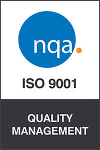 FLW ISO 9001:2015 certification mark