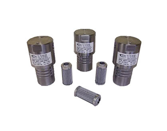 Chase Filters 41 Series Mini Tee-Type Filters