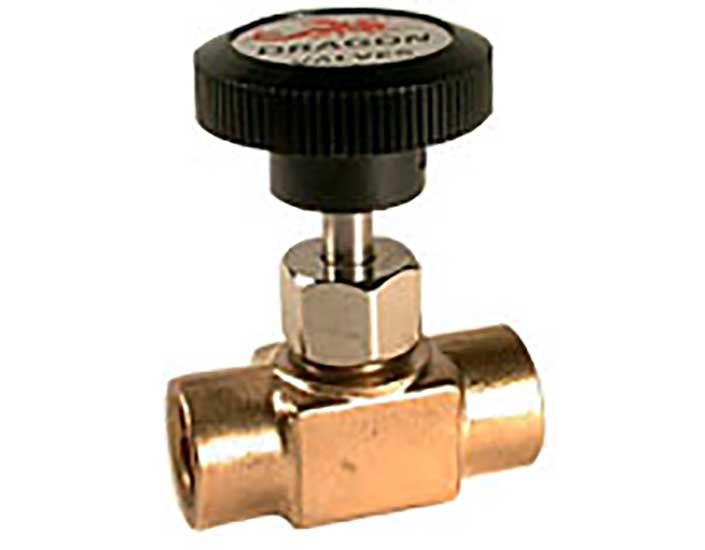 Dragon Valves Model 3000 Compact Instrumentation Valve