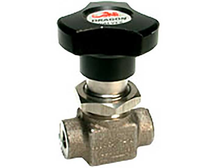 Dragon Valves Model 818 Multi Purpose Soft Seat Needle Valve