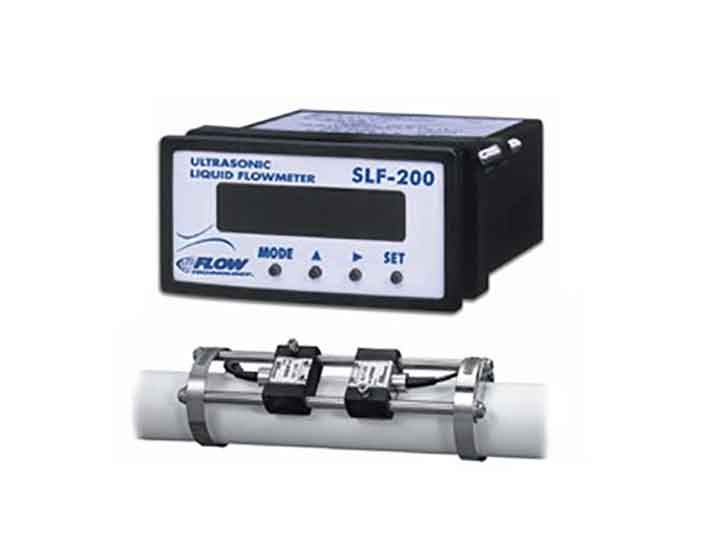 Flow Technology SLF-200 Ultrasonic Flowmeter