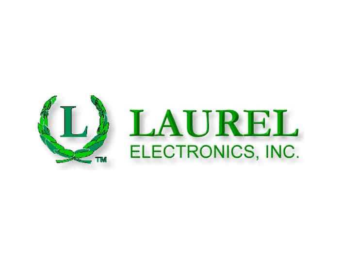 laurel electronics logo
