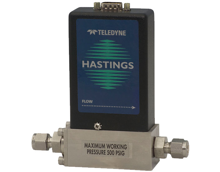 Teledyne Hastings Mass Flow Meter