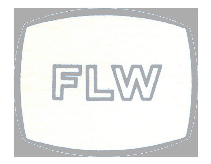 FLW logo retro 2